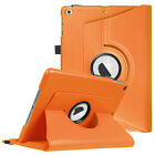 For Apple New iPad 9.7 inch 5th Generation 2017 Tablet Rotating Case Cover Stand