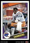 1984 Topps #183 Chuck Muncie Chargers NM/MT $1.55 USD
