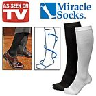 Miracle Socks by ONTEL As Seen ON TV Anti-Fatique Compression Stocking