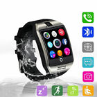 bluetooth watches for android phones - Waterproof Bluetooth Smart Watch TF/SIM GSM Phone Mate For IOS Samsung Android
