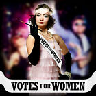 Votes For Women Suffragette sash/banner for kids one size fits all Halloween