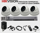 5MP Hikvision DS-7204HUHI-K1 TVI 4CH DVR  3.1MP AVEESA HD-TVI Varifocal CCTV KIT