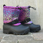 Girls Snow Boots Insulated Waterproof Boots Northside Frosty