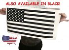 LARGE Black American Flag Decal Oversized Patriotic USA JEEP Boat Truck Vinyl