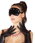 New Coquette D1720 Padded Pvc Mask