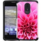 Slim Hybrid Armor Case Shock Proof Protective Cover for ZTE Uhura N817