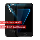 "AllCall Alpha 3G Smartphone Android 7.0 5.0"" MTK6580A Quad Core Dual Back Camera"