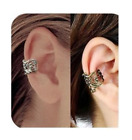 Ear Cuff Wrap Earrings No Piercing Clip On Ear Clips Silver Or Gold Tone