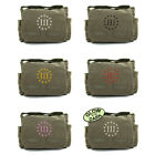 NEW Military Green Messenger Bag Three Percenter School Hiking Shoulder Satchel