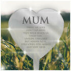 Remembrance ANY NAME Personalised In Memory Poem Grave Outdoor Plaque Loving