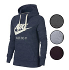 Внешний вид - Nike Rally Hoodie Gym Vintage Long Sleeve Sweatshirt NWT Exploded Logo Futura