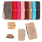 Luxury Wallet Card Holder PU Leather Flip Case Cover Stand For Smart Phone