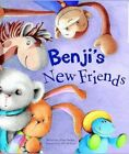 Benji's New Friends by Jillian Hacker and Gill McLean Hardback cover