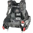Mares Hybrid AT Scuba Diving BCD with MRS Plus Weight Pockets