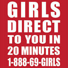 Girls Direct To You in 20 Minutes Las Vegas T-Shirt