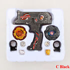 Rare 4D Launcher Grip Beyblade Set Metal Master Fusion Top Rapidity Fight Gifts