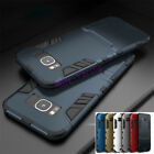 360° Shockproof Hybrid Armor Kickstand Rubber Cover Case For Samsung Galaxy