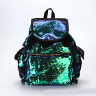 Magic Sequin Reversible Mermaid Sequined Shoulder Bag Fashion Backpack