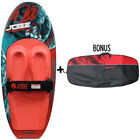 NEW 2018 JOBE PROPHECY WATER SKI SPORTS KNEEBOARD W/ BONUS CARRY BAG + TOW HOOK