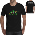 Evolution of Snooker Pool 1 Personalised T-shirt Ape to Man Billiards Funny Gift $13.69 USD on eBay