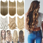 100% Natural Headband Wire 0 Clip In Stressless as Human Remy Hair Extensions TB