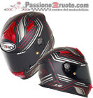 Helmet Suomy SR Sport Racing Matt Red sz XS Motorrad Full-face Integralhelm 全盔
