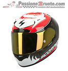 Helmet Scorpion Exo 2000 Evo Air Masbou Red Full-face Integralhelm 全盔 casque