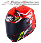 Helmet Suomy Sr Sport Stars Orange XS
