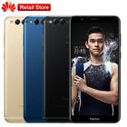 Huawei Honor 7X 5.93'' 4G Smartphone Kirin659 OctaCore Android 32GB 3*Cam Mobile