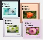 Square Picture Photo Frame Poster Size Frame Wall Table Black Silver Lw Frame