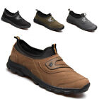 Fashion Original Men's Casual Shoes Solid Slip On Hiking Sport Shoes UK 5.5-9