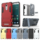 Shockproof Rugged Hard Armor Hybrid Stand Case Cover For Xiaomi Redmi Note 4 4X