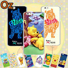 Pooh Case for Huawei Honor 7X, Quality Design Cute Painted Cover WeirdLand