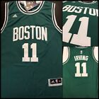 Throwback! Kyrie Irving #11 Mens Basketball Jersey Boston Celtics GREEN S - XL on eBay