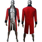 Greatest Showman P. T. Barnum circus tuxedo overcoat cosplay x'mas gift costume