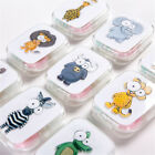 Cute Animal Shaped Outdoor Travel Kit Storage Contact Lens Case Box ContainerEVC