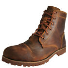 Wolverine Wilbur Men's Brown Leather Waterproof Lace-Up Boots