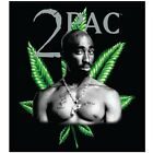 2Pac Tupac Shakur Beach/Bath Towel 30x60
