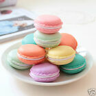 6PCs Pocket Mini Macaron Carrying Case Pouch Storage Box for Earphone SD Card