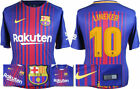 17 / 18 - NIKE ; BARCELONA HOME SHIRT SS / LINEKER 10 = ADULTS
