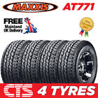 255 55 18 Maxxis ALL TERRAIN 4X4 Tyres 255/55R18 AT-771 109H  x1 x2 x4