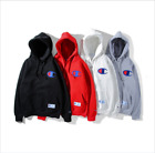 Champion Hoodis Mens Skateboard Sweatshirt Coat Sweater Pullover