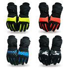 Winter Snow Sports Gloves Fleece Insulated Thermal Warm Ski Snowboard Windproof