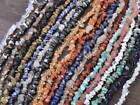 "1 strand 5-8mm Natural  Stone Chips beads gemstones Jewelry Making 15"" Gift"