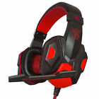 3.5mm Surround Stereo Gaming Headset Headband Headphone with Mic for PC GR
