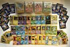 ⚜️Pokemmon Cards Old/New x50 Card LOT 1st Edition/Base set +Holo Rare (LP-NM)⚜️