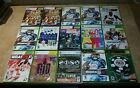 13 XBOX 360 GAMES & 2 XBOX GAMES  (15 GAMES TOTAL) MOST HAVE MANUALS! (15 GAMES)