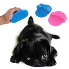 Pet Dog Cat Bath Brush Comb Rubber Glove Hair Grooming Detangling Massage Mitt