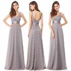 Elegant Women Sleeveless Bridesmaid Party Dresses Formal Evening Prom Gown 08893
