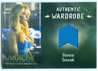 "CHARLOTTE ROSS ""DONNA SMOAK WARDROBE CARD #M15"" ARROW SEASON 3"